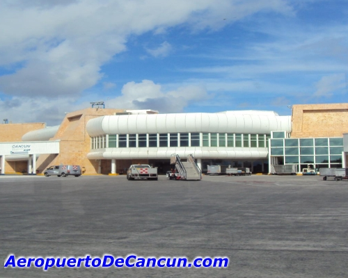 Club de adultos del aeropuerto internacional Benito Juarez